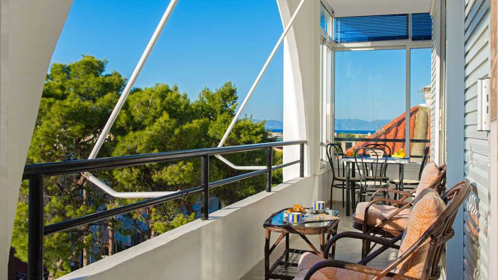 Apartment for rent  in Rhodes island  Greece
